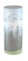 Mountain Scene Scattering Tube