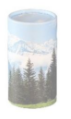 Keepsake Mountain Scene Scattering Tube